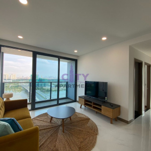 CHO THUÊ CĂN HỘ SUNWAH PEARL -  SILVER HOUSE - 3 PHÒNG NGỦ - GIÁ: 2000$