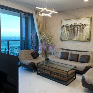 CHO THUÊ CĂN HỘ SUNWAH PEARL -  GOLDEN HOUSE - 3 PHÒNG NGỦ - GIÁ: 2700$