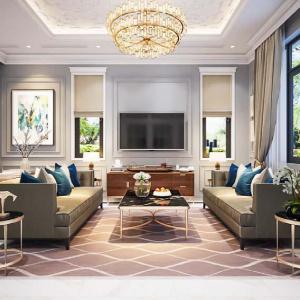 Cho thuê biệt thự Vinhomes Golden River - Tổng diện tích sử dụng gần 812m2 - Giá tốt