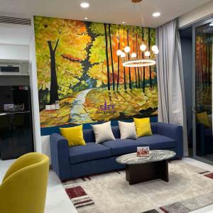 Cho thuê căn hộ Sunwah Pearl - Tháp White House - 1 Phòng Ngủ - 18Tr