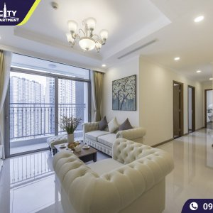 Vinhomes Serviced Residences Toà Landmark Plus 3 phòng ngủ