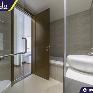 Cho thuê căn hộ Vinhomes Serviced Residences 1 phòng ngủ nội thất đẹp
