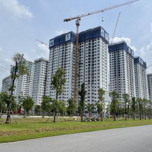 Cập nhật xây dựng dự án Vinhomes Grand Park – Tp Thủ Đức